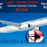 TARIF PROMOTIONAL Turkish Airlines